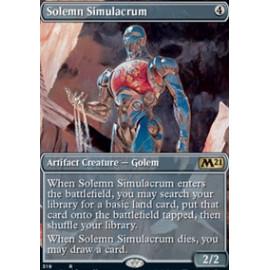 Solemn Simulacrum FOIL (Extras V.1)