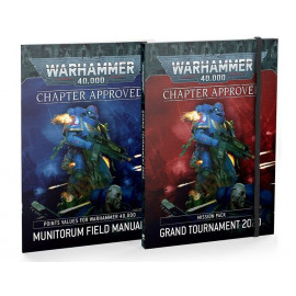 Chapter Approved: Grand Tournament 2020 Mission Pack