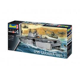 Assault Ship USS Tarawa LHA-1