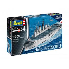 HMS Invincible (Falkland War)