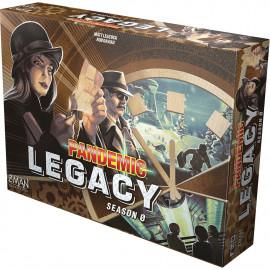 Pandemic Legacy: Sezon 0 [PRZEDSPRZEDAŻ]