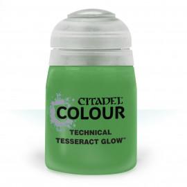 Tesseract Glow (Technical)