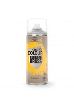 Spray Citadel Runelord Brass Spray Paint