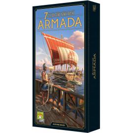 7 cudów świata: Armada (nowa edycja) [PRZEDSPRZEDAŻ]