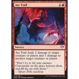 Arc Trail (DD: Speed vs. Cunning - Singles)