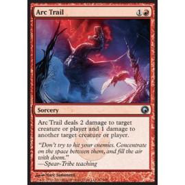Arc Trail (Scars of Mirrodin) [EX]