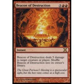 Beacon of Destruction (Tenth Edition) [GOOD]