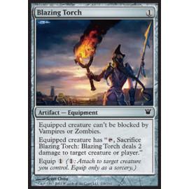Blazing Torch FOIL (Innistrad)