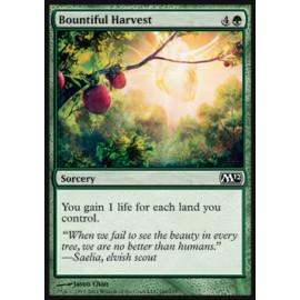 Bountiful Harvest FOIL (M12)