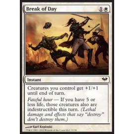 Break of Day FOIL (Dark Ascension)