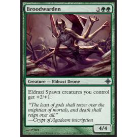 Broodwarden FOIL (Rise of the Eldrazi)
