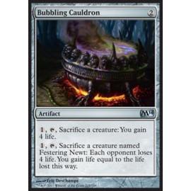 Bubbling Cauldron FOIL (M14)