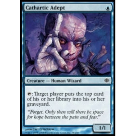 Cathartic Adept FOIL (Shards of Alara)