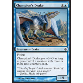 Champion's Drake FOIL (Rise of the Eldrazi)
