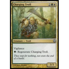 Charging Troll (DD: Phyrexia vs. The Coalition)