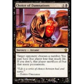 Choice of Damnations (Saviors of Kamigawa)