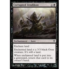 Corrupted Zendikon (Worldwake)