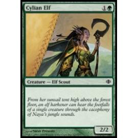 Cylian Elf FOIL (Shards of Alara)