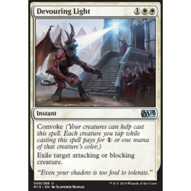 Devouring Light (M15)
