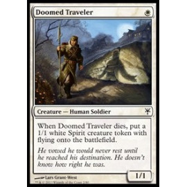 Doomed Traveler (DD: Sorin vs. Tibalt)