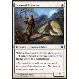 Doomed Traveler (Innistrad)