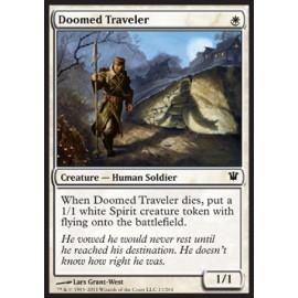 Doomed Traveler (Innistrad)