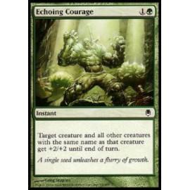 Echoing Courage FOIL (Darksteel) [EX]