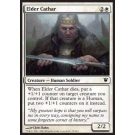 Elder Cathar FOIL (Innistrad)
