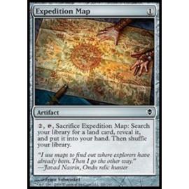 Expedition Map (Zendikar) [EX]