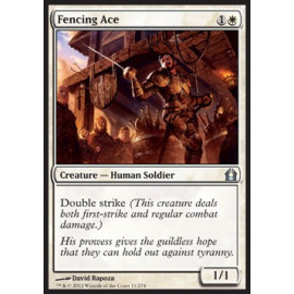 Fencing Ace FOIL (Return to Ravnica)