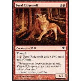 Feral Ridgewolf FOIL (Innistrad)