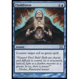 Flashfreeze (Tenth Edition) [EX]
