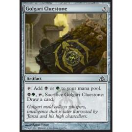 Golgari Cluestone FOIL (Dragon's Maze)