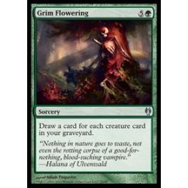 Grim Flowering (DD: Izzet vs. Golgari)