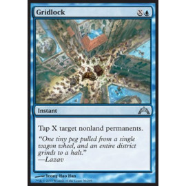 Grindlock FOIL (Gatecrash) [EX]
