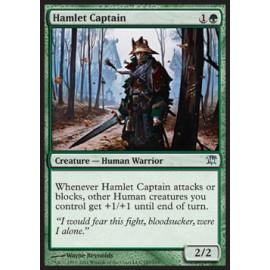 Hamlet Captain FOIL (Innistrad) [EX]