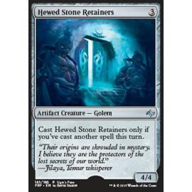 Hewed Stone Retainers (Ugin's Fate Promo)