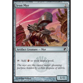 Iron Myr FOIL (Scars of Mirrodin)