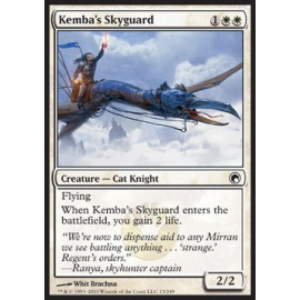 Kemba's Skyguard FOIL (Scards of Mirrodin)
