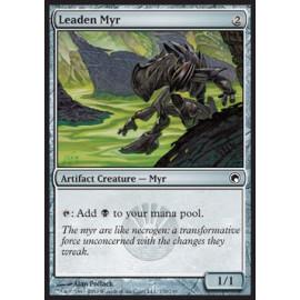 Leaden Myr FOIL (Scards of Mirrodin)