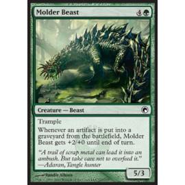 Molder Beast FOIL (Scars of Mirrodin)