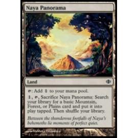 Naya Panorama FOIL (Shards of Alara) [EX]