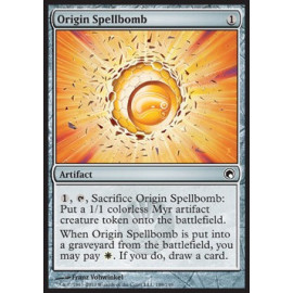 Origin Spellbomb (Scars of Mirrodin)