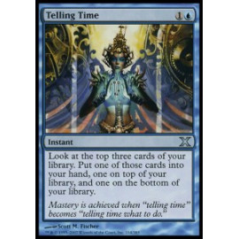 Telling Time (Tenth Edition) [EX]
