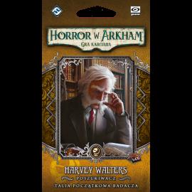 Horror w Arkham LCG: Harvey Walters [PL] [PRZEDSPRZEDAŻ]