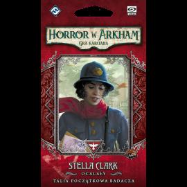 Horror w Arkham LCG: Stella Clark [PL] [PRZEDSPRZEDAŻ]