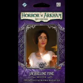 Horror w Arkham LCG: Jacqueline Fine [PL] [PRZEDSPRZEDAŻ]