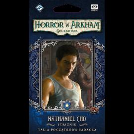 Horror w Arkham LCG: Nathaniel Cho [PL] [PRZEDSPRZEDAŻ]