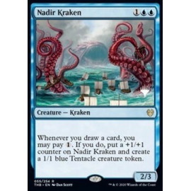 Nadir Kraken FOIL (Extras V.1)