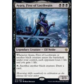 Ayara, First of Locthwain (Extras V.2)